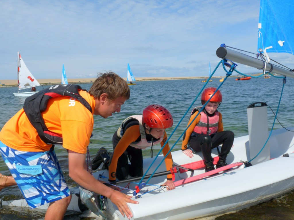 The Chesil Trust is a Dorset-based sailing charity